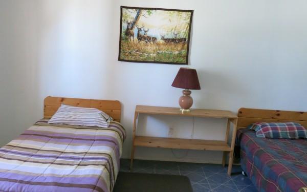 Cabin 9 Bedroom