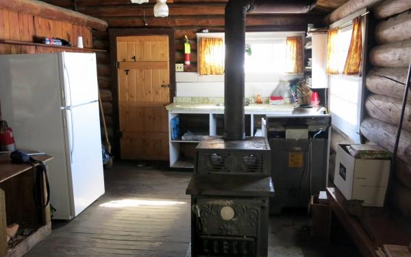 Cabin1 Kitchen